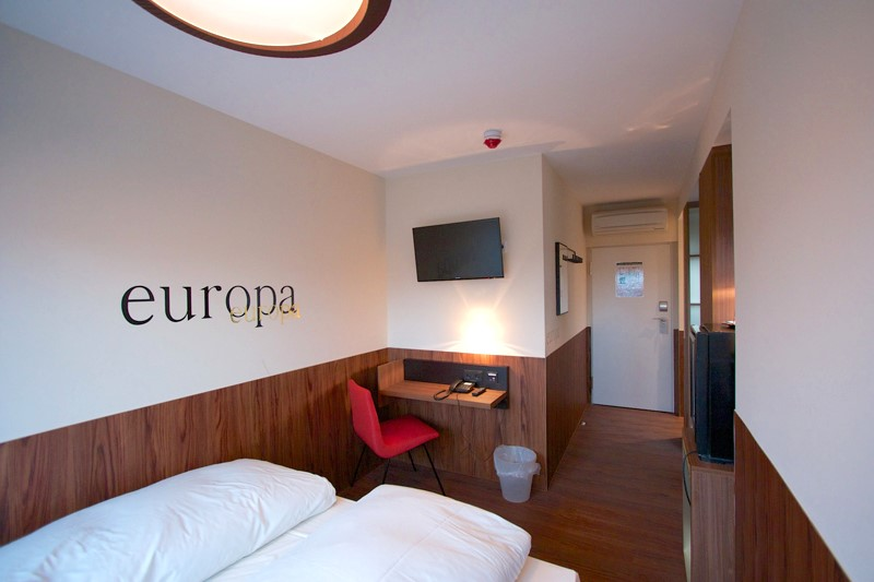 Hotel Europa Life Frankfurt